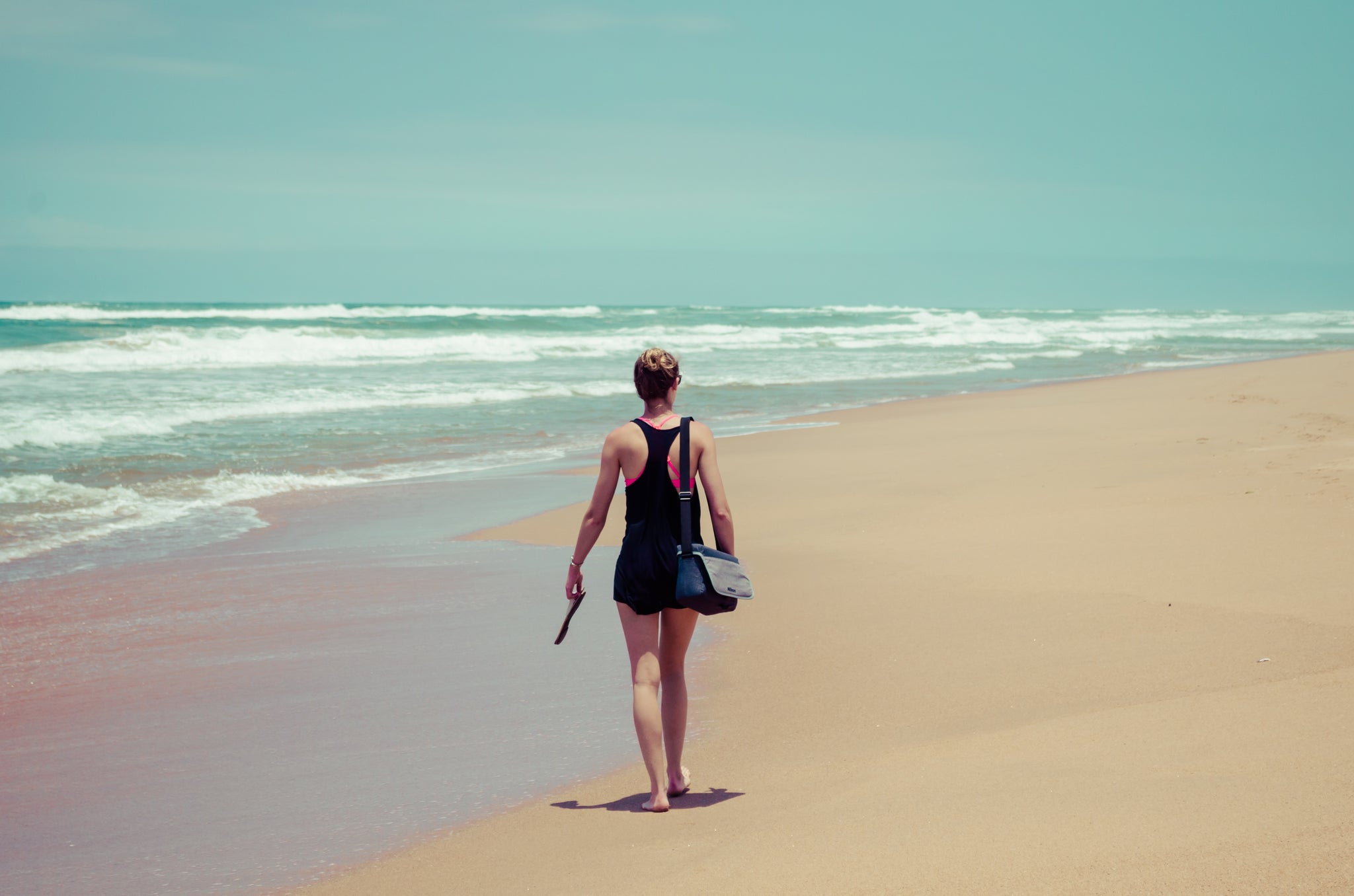 Durban, Winter, South Africa, Best Winter Place, Sun, Beach, Walk