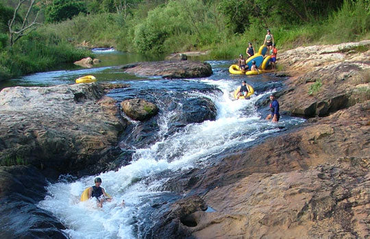 Canyoning Thrill Tour In Tzaneen Limpopo South Africa