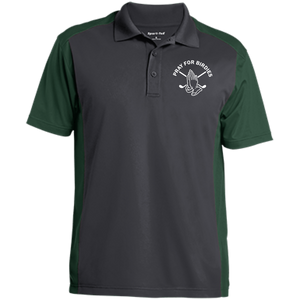 Sport-Tek Men's Golf Polo Sport-Wick