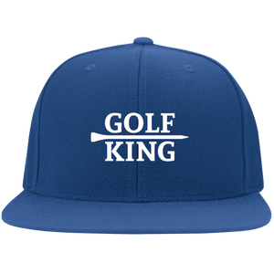 Golf King Snapback Cap