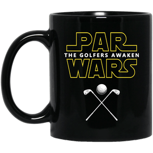 Par Wars - The Golfers Awaken Mug