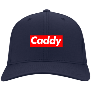 Red Box Caddy Flex Fit Cap