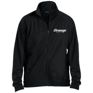 Cleavage Golf Full Zip Pullover