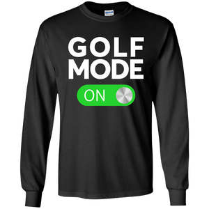 Golf Mode On