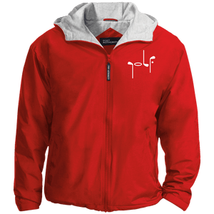 Golfers Heartbeat Team Jacket