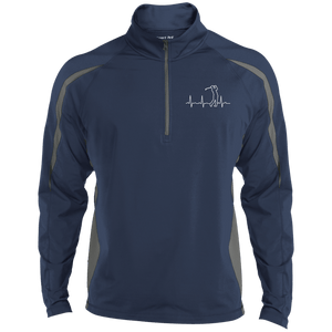 Golfers Heartbeat Pullover