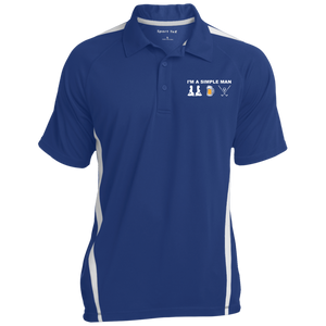 Sport-Tek Men's 3-Button Polo