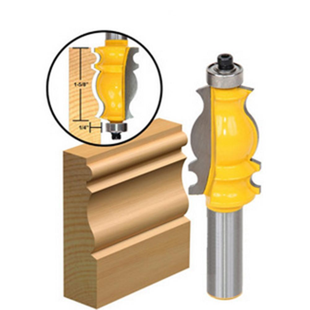 1/2inch Shank Architectural Cemented Carbide Molding Router Bit
