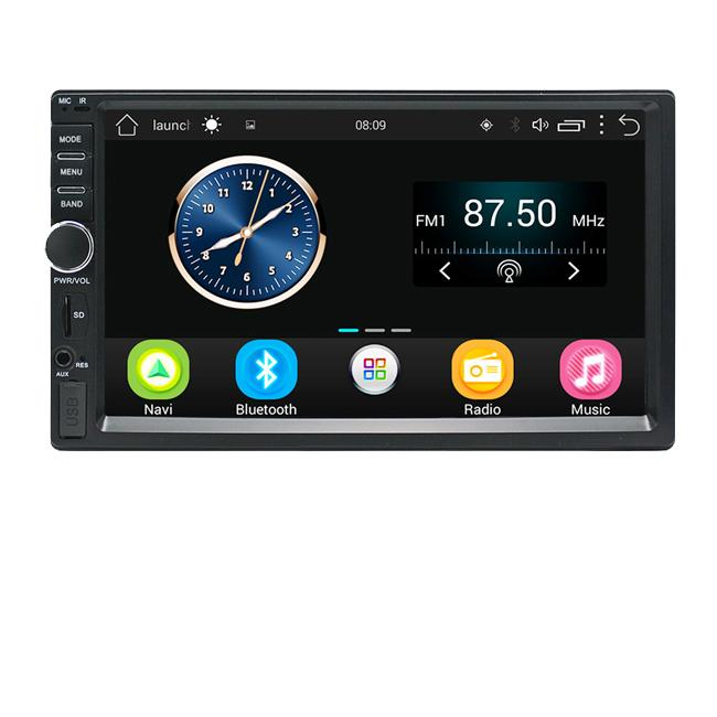 2 Din Android 6.0 Car Radio Stereo 71024*600 Universal Car Player