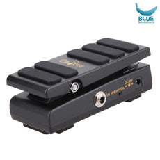 Volume Pedal Portable True Bpass Design 15mA 2in1 Volume Pedal CP-31