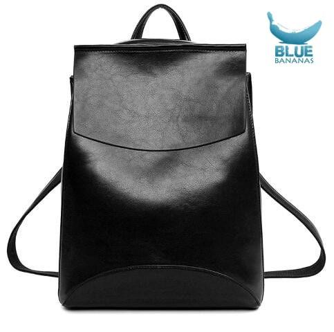 Design PU Leather Backpack Backpacks For Teenage Girls School Bags