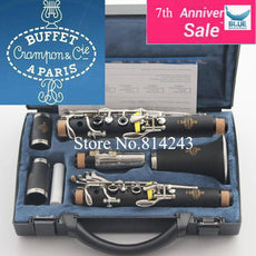 High Grade Buffet 1986 B12 Clarinet 17 Ke Crampon&Cie Apris Clarinet