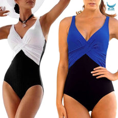 Stlish One Piece Suits Bikini Monokini Swimsuit Padded Swimwear Beachwear Swimming Wear Biquini Set BHU2