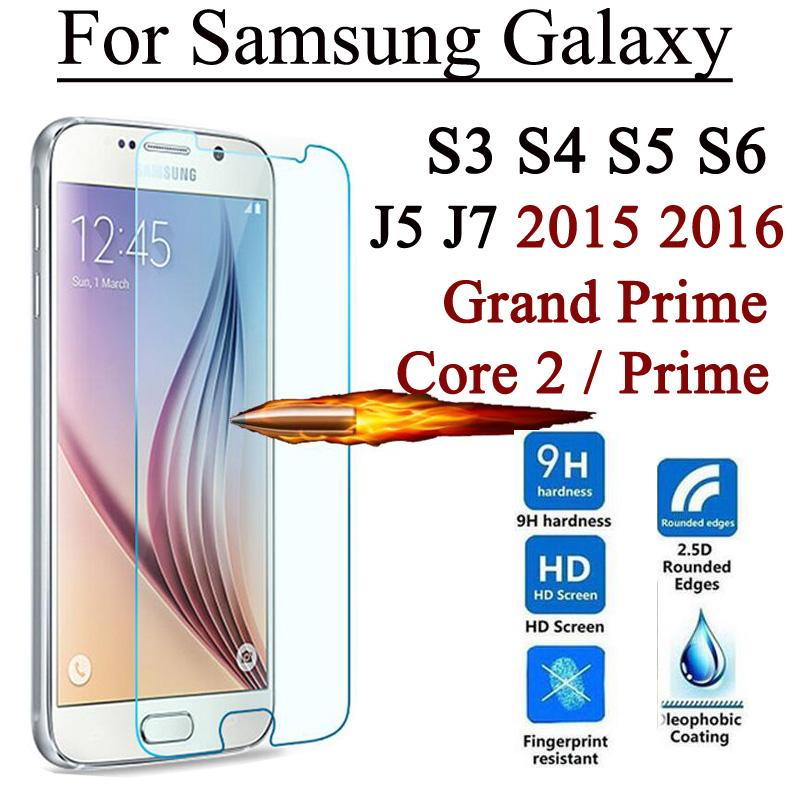 2.5D 9H Screen Protector Tempered Glass For Samsung Galaxy Grand Prime
