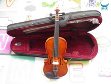 handmade full wood children violin 3/4 2/4 1/4 1/8 1/10 1/16 full