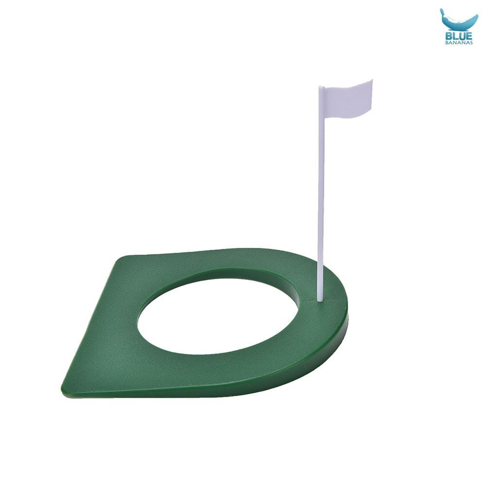 1 Set GOLF In/Outdoor Regulation Putting Cup Hole Putter Practice
