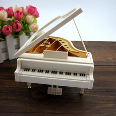 2 Size Dancer Ballet Classical Piano Music Box Dancing Ballerina Musical Toy Xmas Desk Decoration Figurines