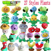 1pcs Funny Toy Plants vs Zombies Plants Plush Stuffed Toys