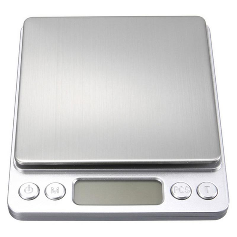 1000g x 0.1g Digital Pocket Scale Jewelry Weight Electronic LCD