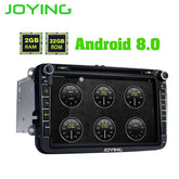 "8"" 2 Din PX5 Android 8.0 Car Radio Audio Stereo For Volkswagen VW"