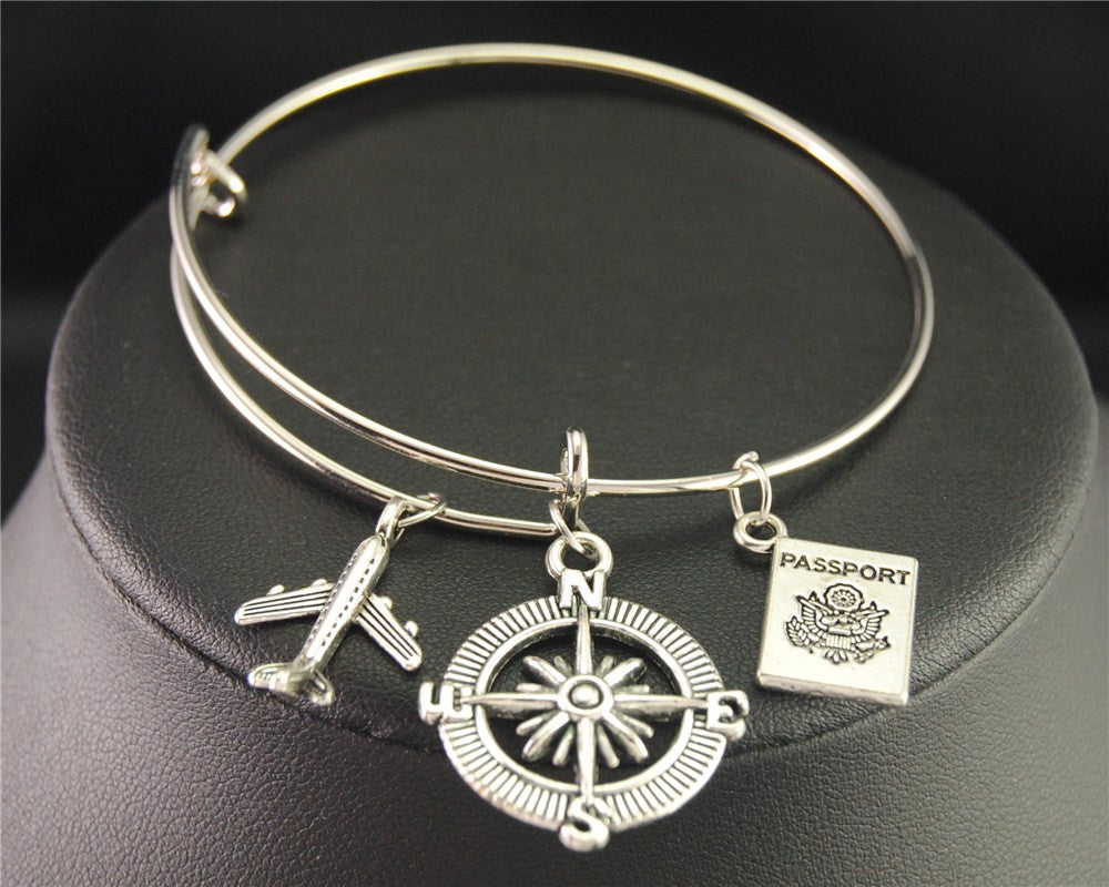 BEST SELLER! World Traveler Bracelet