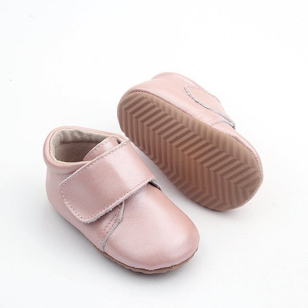 Baby Pink Bailey Boot