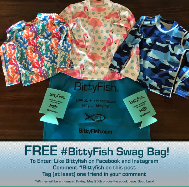 BittyFish Swag Bag Giveaway