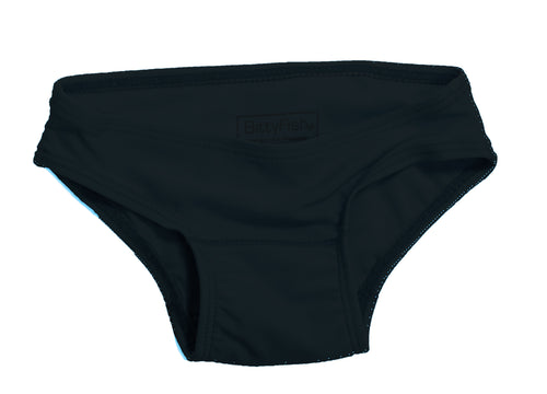 Swim Bottom BLK