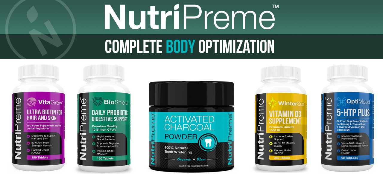 NutriPreme Products