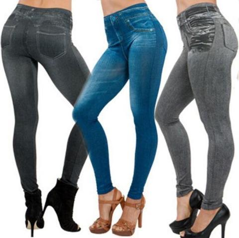 LeggyJean ™ - Jeans Leggings Super Stretch