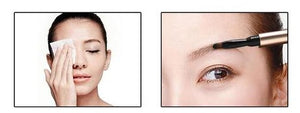 3DEyebrows™ -  Gel en Fibre d'Extension Sourcils