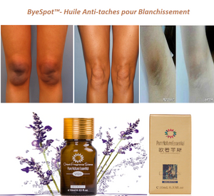 ByeSpot™- Huile Anti-taches pour Blanchiment