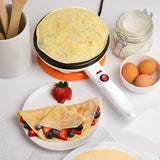Machine à Crêpe Portable Automatique - QuickCrep™