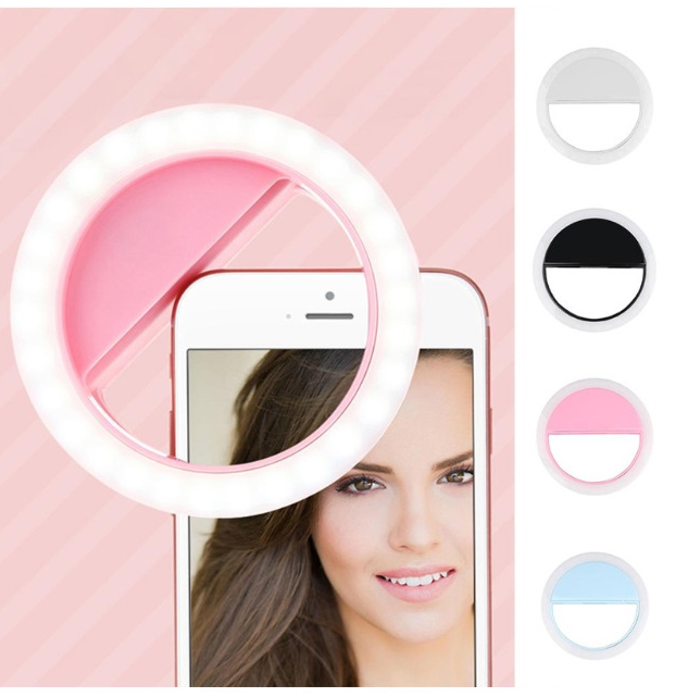 Flash Portable pour Selfies