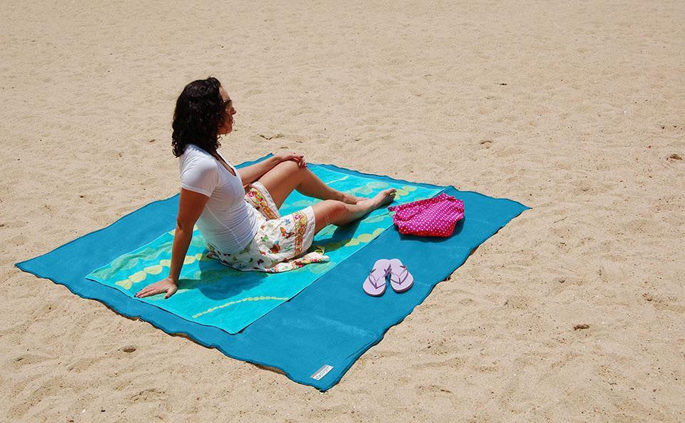 Tapis de Plage Anti-Sable