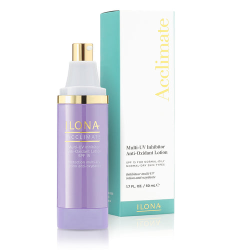 Acclimate® _ Multi-UV Inhibitor Anti-Oxidant Lotion SPF 15