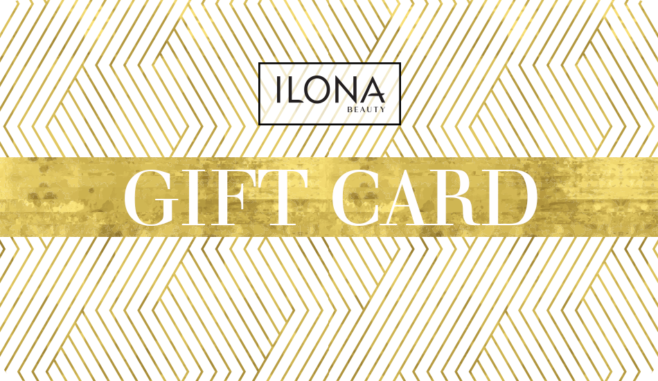 ILONA Beauty _ Gift Card