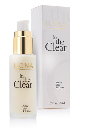 In the Clear _ Active Skin Solution