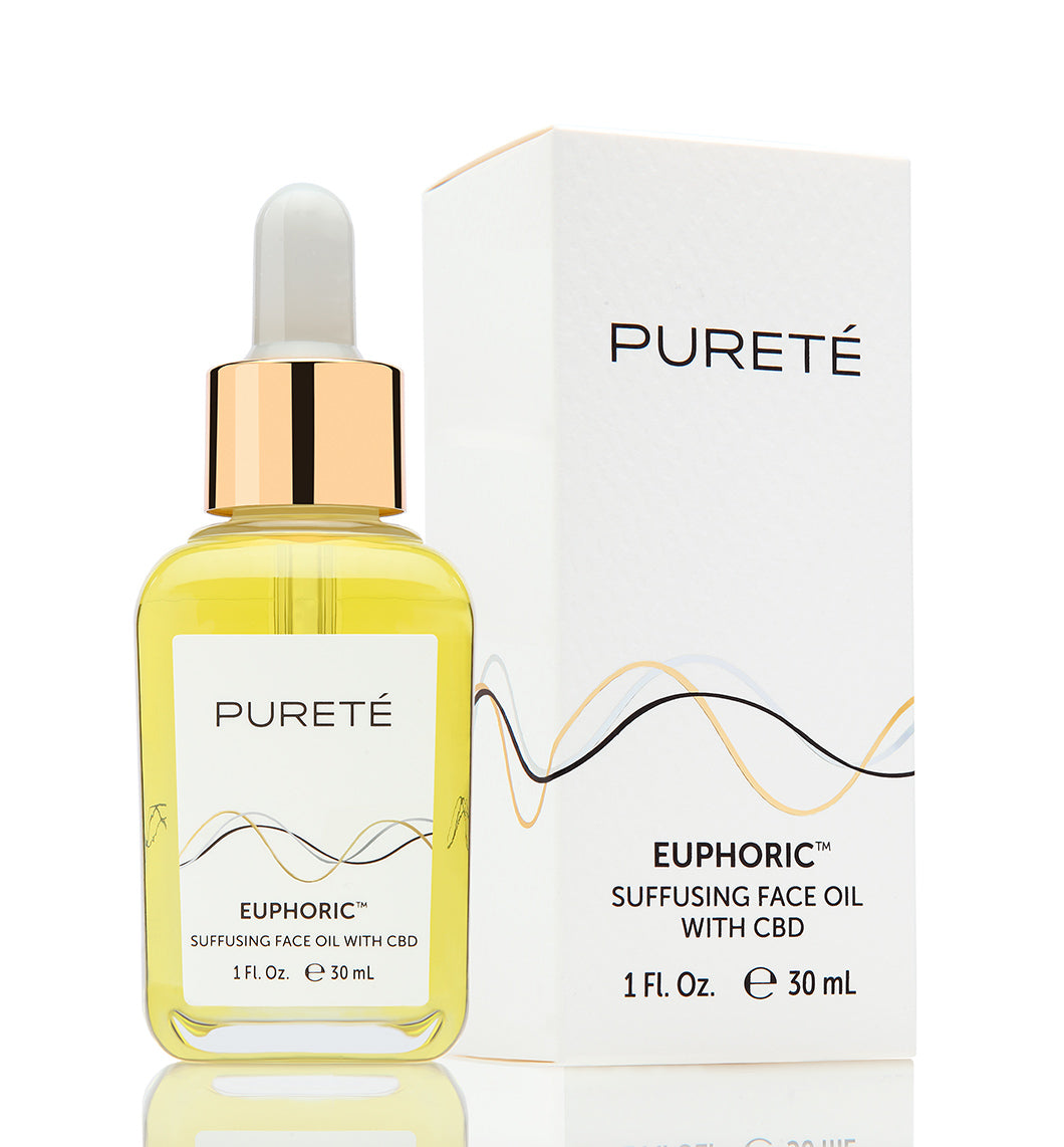 Pureté Euphoric™_Suffusing Face Oil With CBD