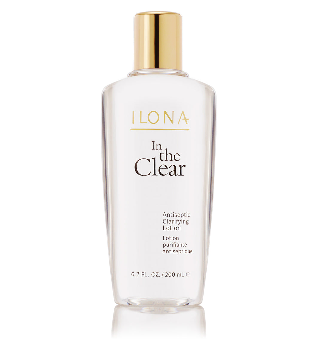In the Clear _ Antiseptic Clarifying Lotion
