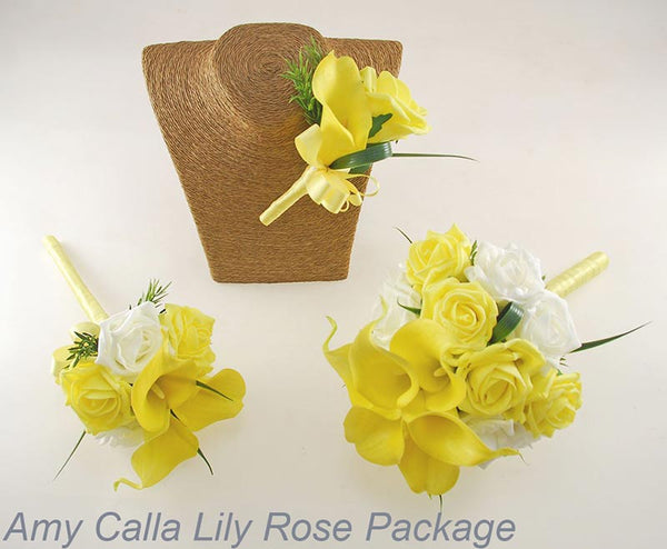 Amy Calla Lily Rose Package