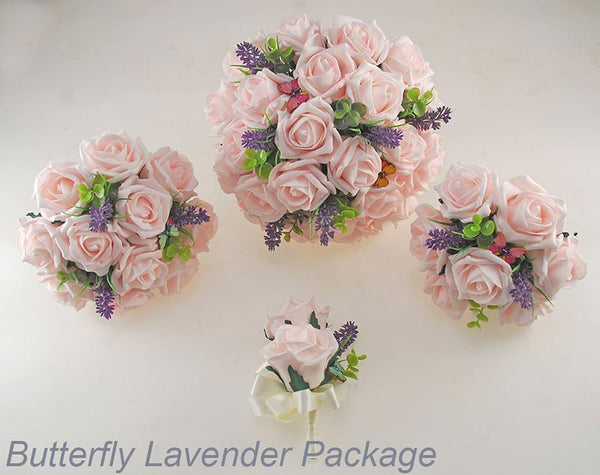 Butterfly Lavender Package