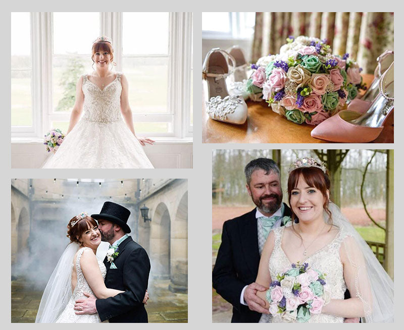 Customer Wedding Photos and Testimonials
