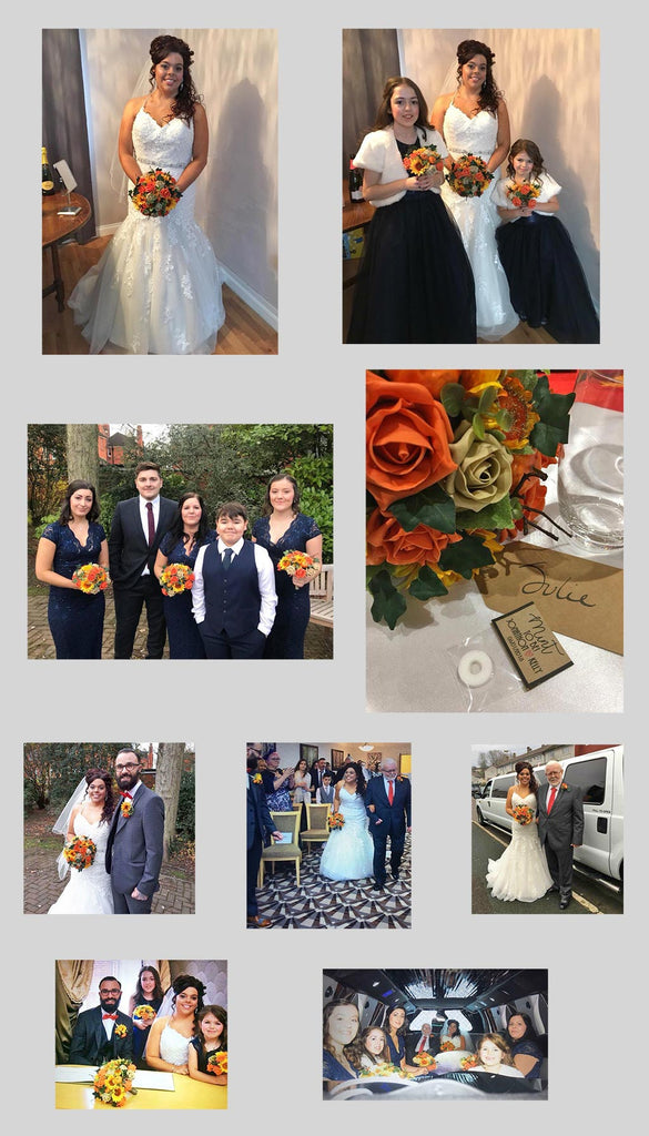 Kelly Richards wedding pictures