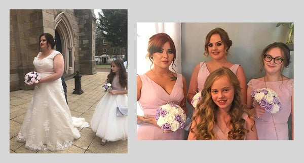 Laura Winters wedding pictures