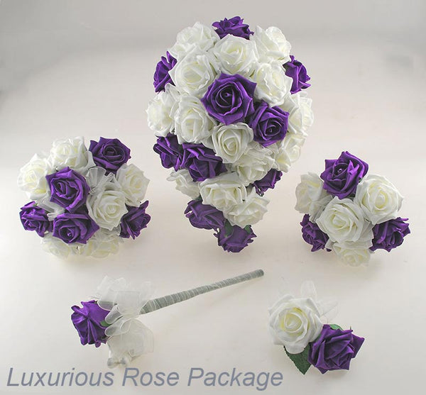 Luxurious Rose Package