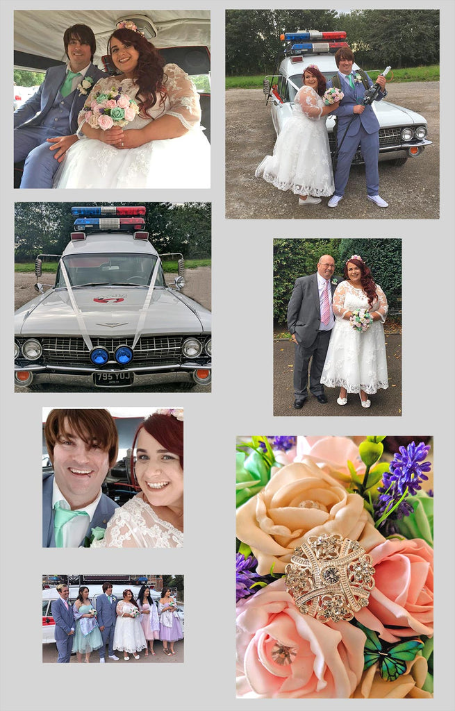 Mary and Jay Harper-Brookes wedding pictures