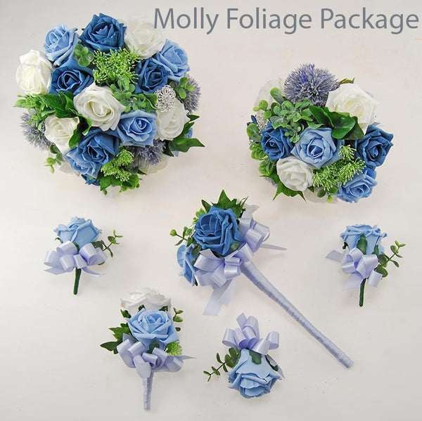 Molly Foliage Package