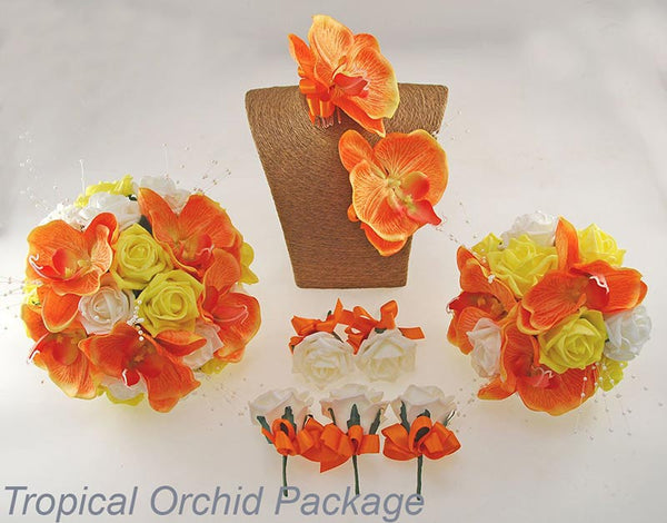 Tropical Orchid Package