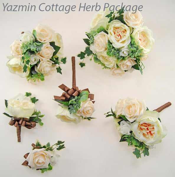 Yazmin Cottage Herb Package